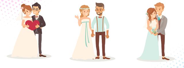 ヲタ婚で成婚した人