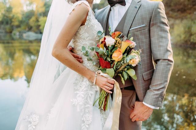 婚活で苦しい期間を経て結婚した女性