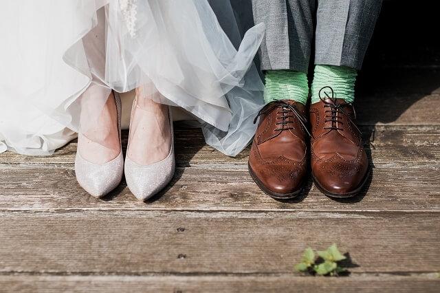 結婚相談所で離婚率が低いと言われた新婚夫婦