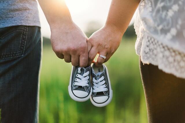 子連れ再婚の出会いを果たした女性