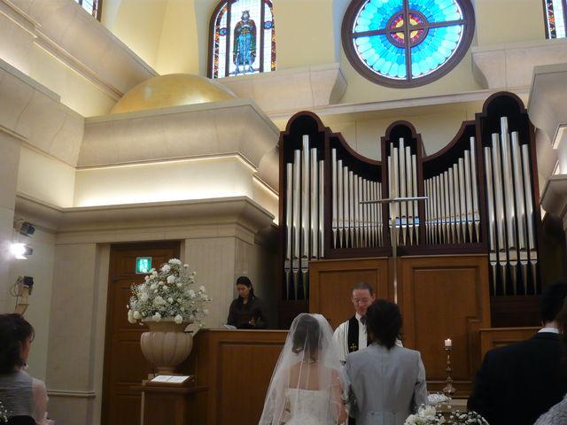 結婚式を挙げた体験談